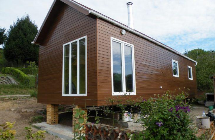 Mobilní domky a dřevostavby