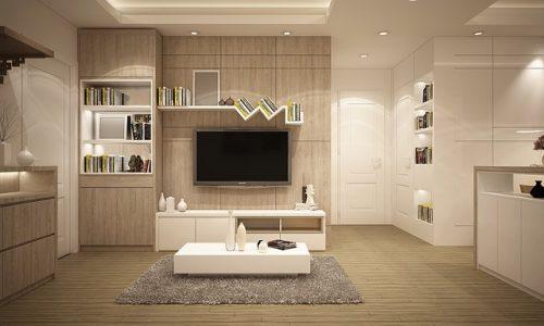 Nábytek do obývacího pokoje