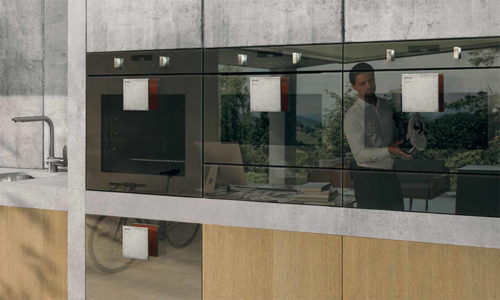 Minimalistický styl navrhl Philippe Starck, zdroj: gorenje.cz