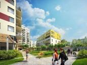 Moderní bydlení v zeleni Harfa Park Vysočany, zdroj: finep.cz