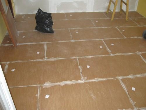 Odhlučnění podlahy, zdroj: potichu.cz