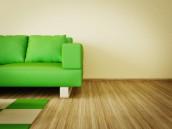 Dřevěná podlaha, zdroj: shutterstock.com