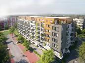 Prosek Park V  nové byty Praha 9, zdroj: finep.cz