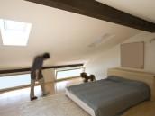 Šikmé stěny nad postelí nejsou vhodné, zdroj: shutterstock.com