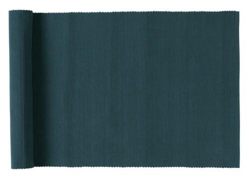 Středové pásy jsou nyní oblíbeným způsobem dekorace jídelních stolů, zdroj: linum.cz