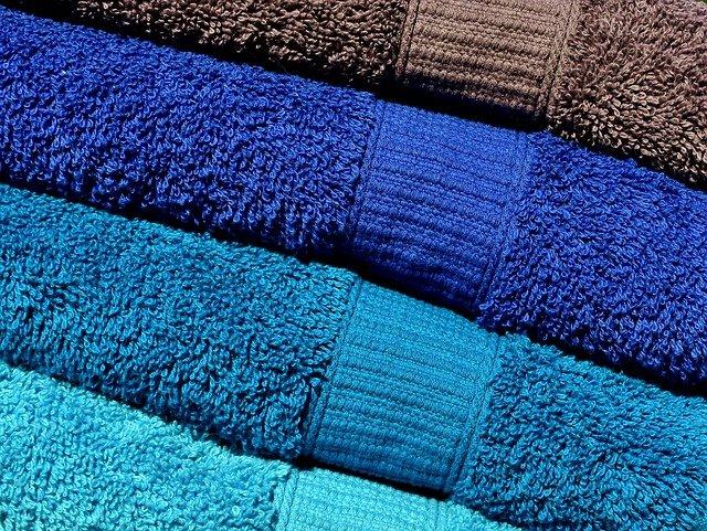 kvalitní ručníky