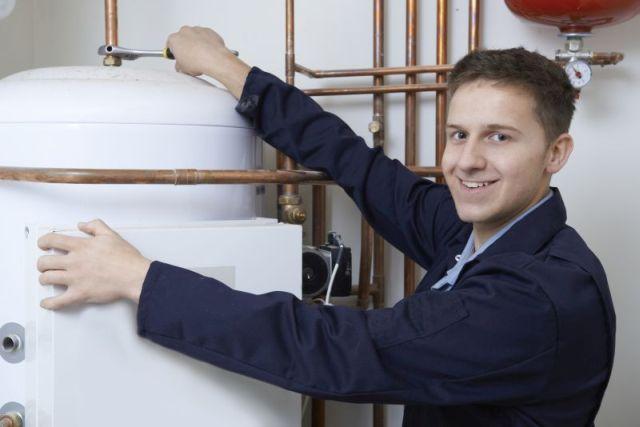 servis plynových kotlů