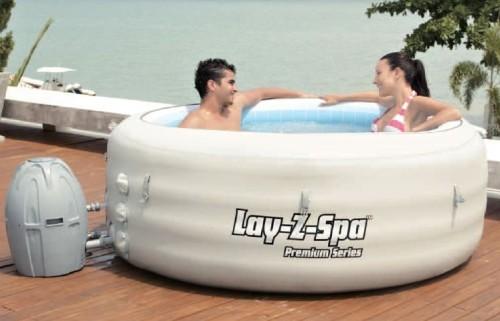 Vířivý bazén Lay-Z-Spa Premium, zdroj: bazenyshop.cz